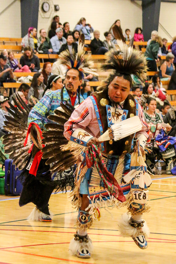 2018 Powwow at Skagit Valley College, October 5-7