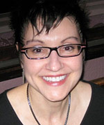 Photo of Genre Fiction Instructor Mitzi Szereto