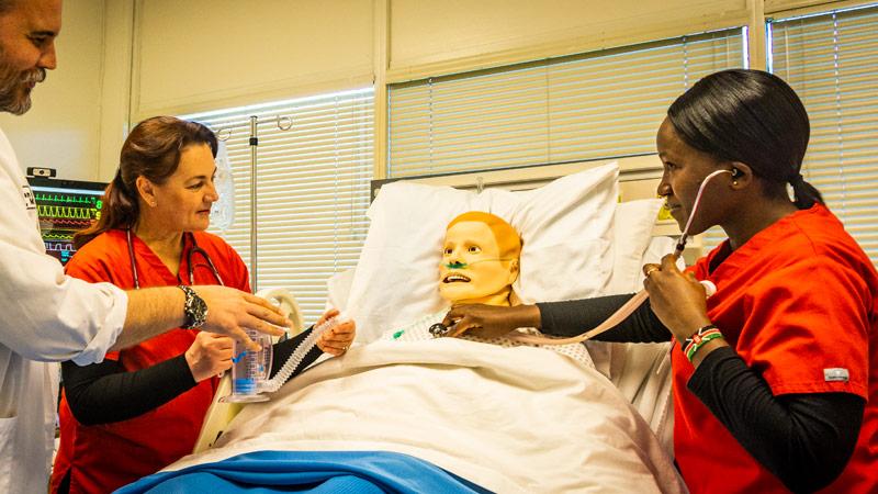The Svc Nursing Program At Skagit Valley College