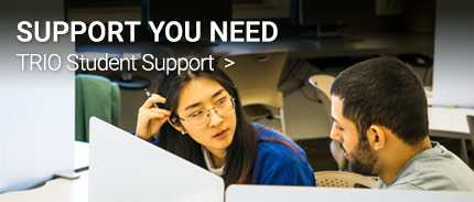 TRIO Support Services homepage