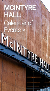Visit McIntyre Hall Performing Arts Center website
