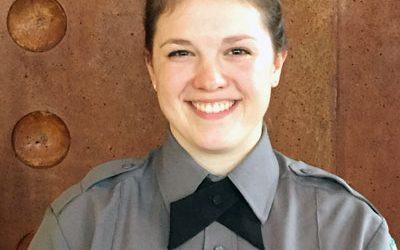 Parks Law Enforcement Academy graduates 20