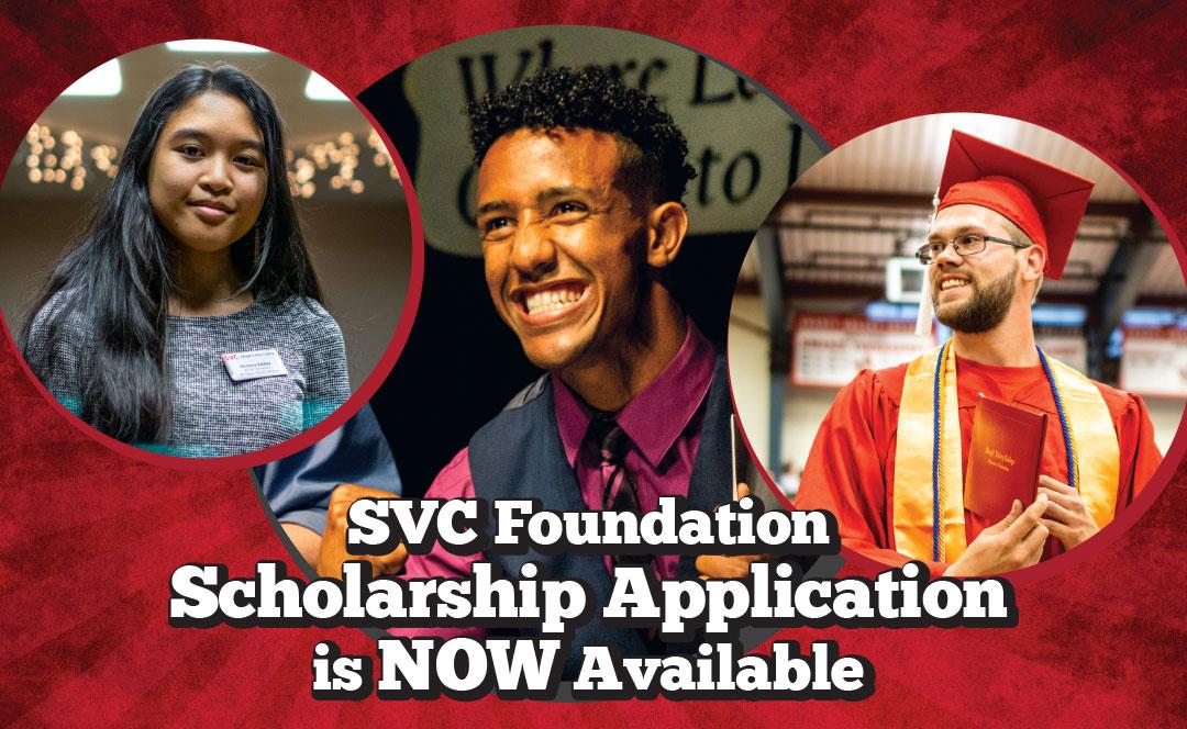 Scholarships – SVC Foundation