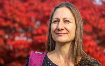 Meet Karin Porrini