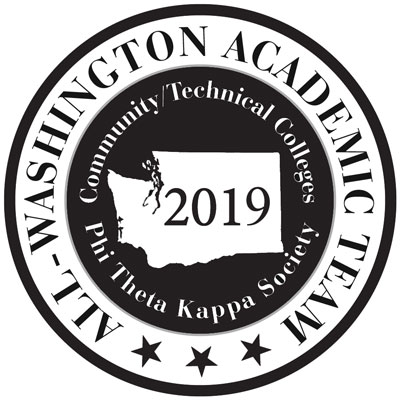SVC students named to the All-Washington Academic Team