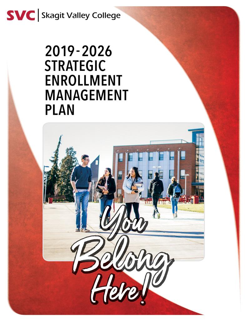 Strategic Enrollment Plan 2019-2026