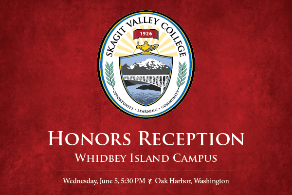 Whidbey Island Honors Reception 2019
