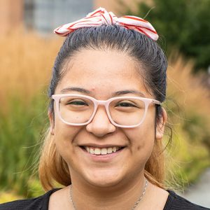 Jasmeen Davilla, Student Office Assistant; Center for Student Leadership, Diversity and Involvement at Skagit Valley College