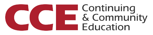 Continuing Community Education