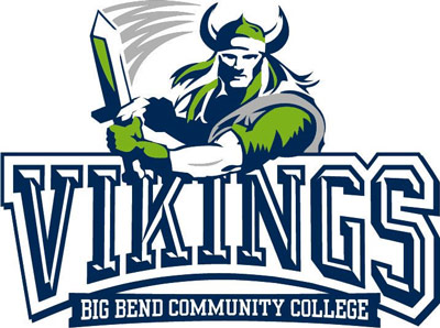 Logo for Big Bend Community College Vikings