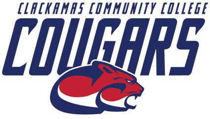 Logo for the Clackamas Cougars