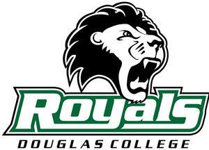 Logo for Douglas College Royals