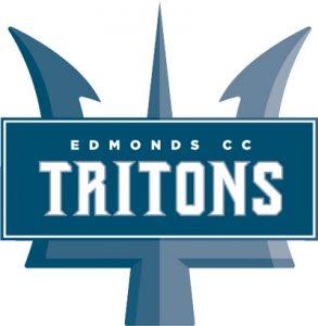 Logo for Edmonds Community College Tritons