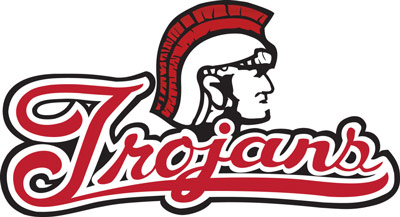 Logo for Everett Community College Trojans