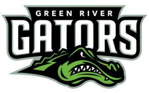 Logo for Green River Gators