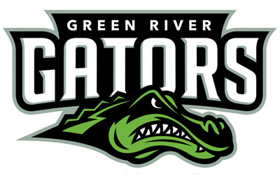 Logo for Green River Gators