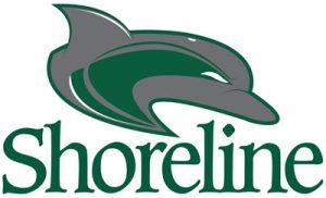 Logo for Shoreline Community College Dolpins