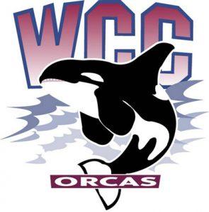 Logo for Whatcom Community College Orcas
