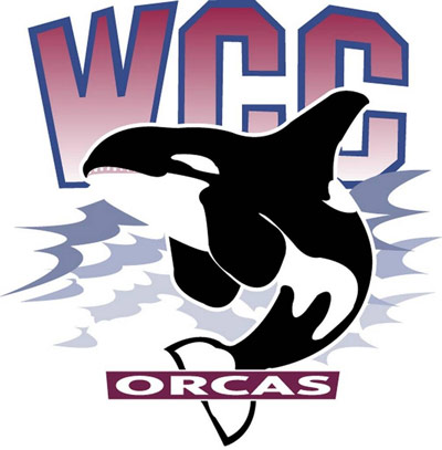 Logo for Whatcom Community College Orcas