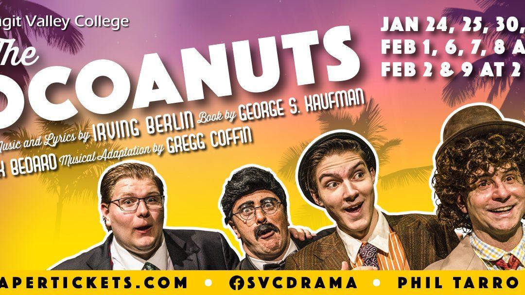 SVC Presents The Cocoanuts
