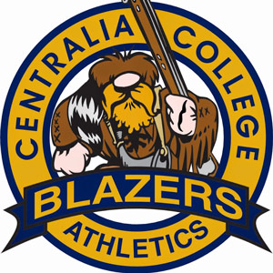 Logo for Centralia College Blazers