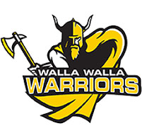 Logo for the Walla Walla Warriors