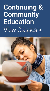 Continuing and Community Education. Learn More.