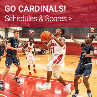Go Cardinals! Click here to check schedules and scores