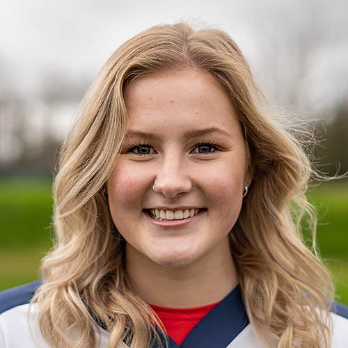 Skagit Valley College Cardinal Women's Baseball player