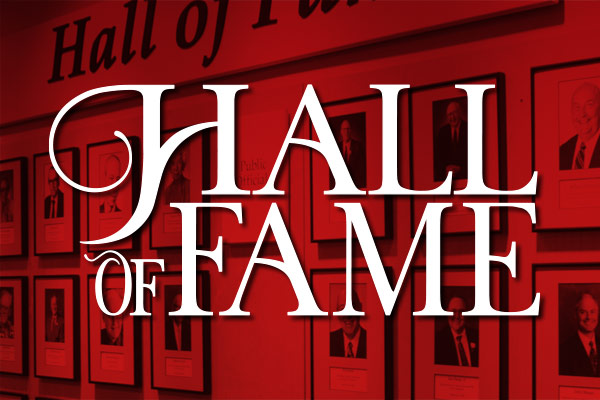 Hall of Fame: Induction Ceremony