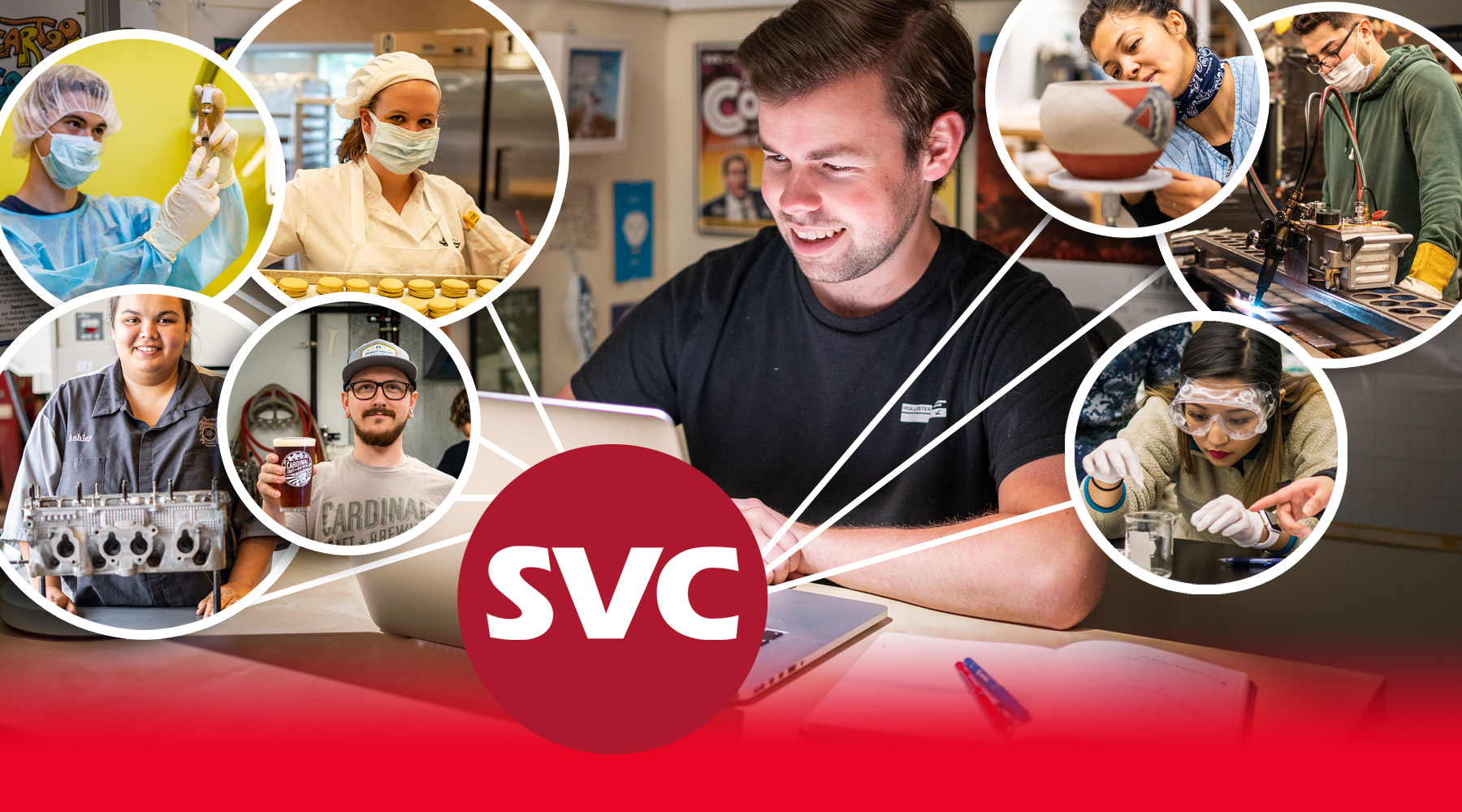 Skagit Valley College is here for you! Classes start September 22, 2020.