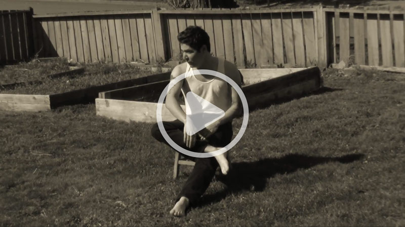 Brandon Santana video still, click to play