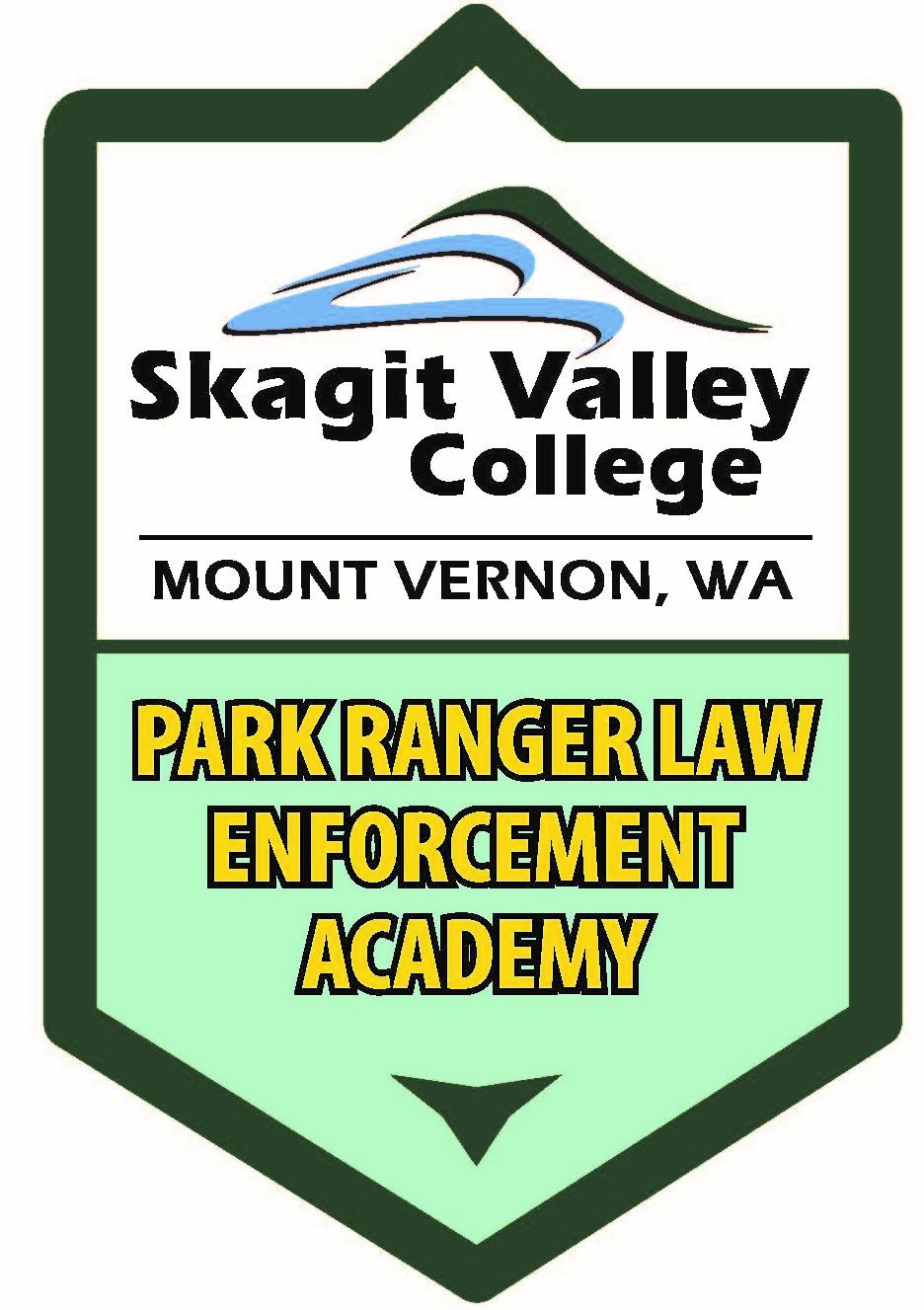 Park Ranger Law Enforcement Academy Badge